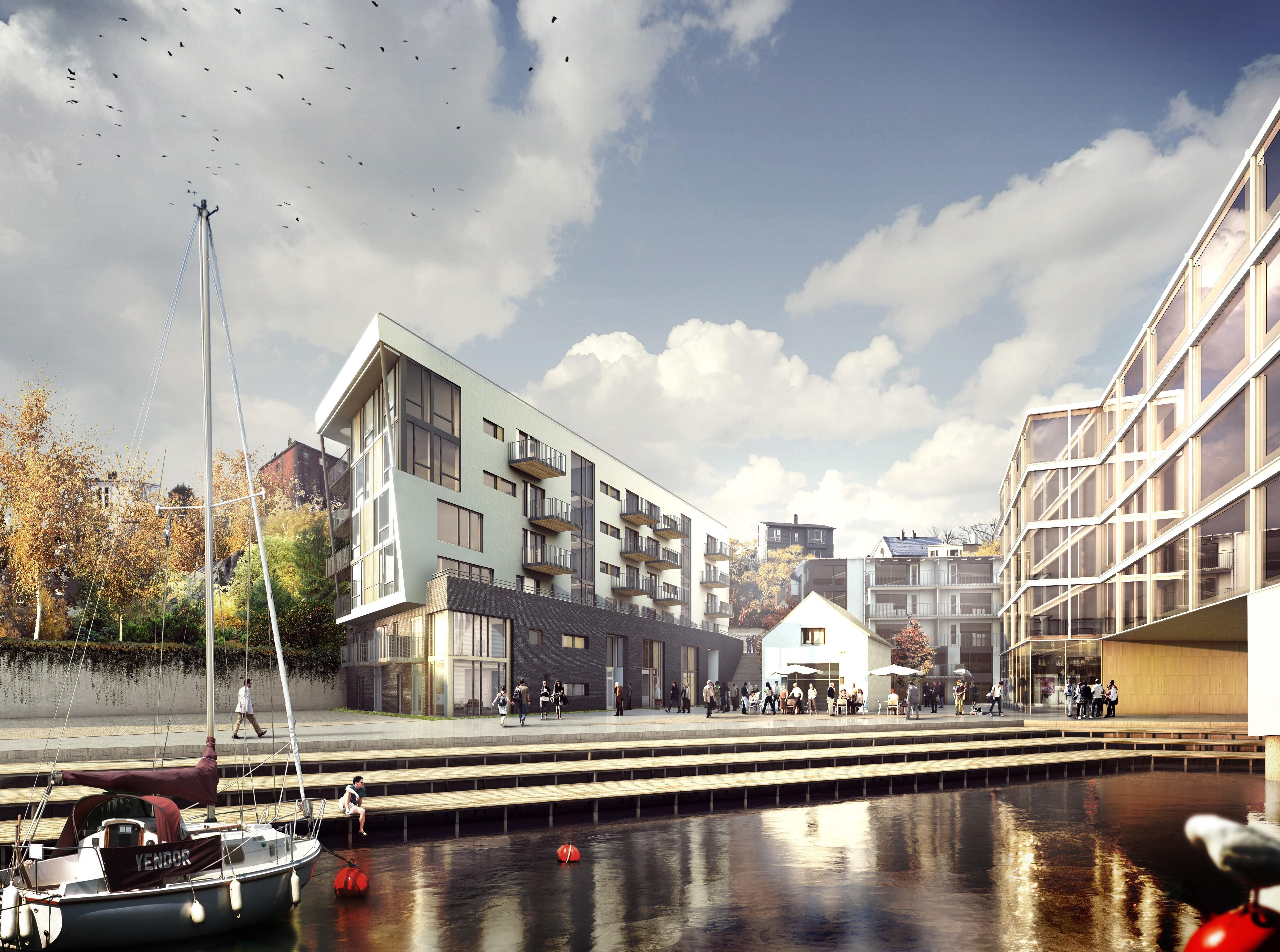 Nyhavn prosjekt OTC AS